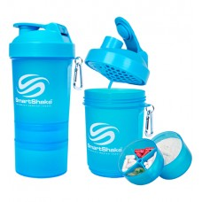 SmartShake Original 600ml Neon Blue