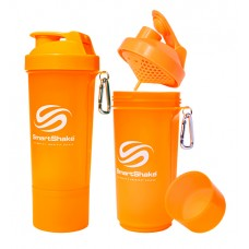SmartShake Slim 500ml Neon Orange