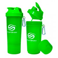 SmartShake Slim 500ml Neon Green