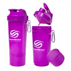 SmartShake Slim 500ml Neon Purple