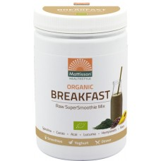 Supersmoothie raw breakfast mix 300 g