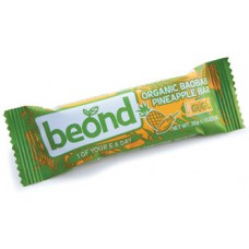 Organic Boabab Pineapple Bar 35g Bëond