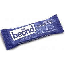 Organic Blueberry Bar 35g Bëond