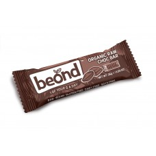 Organic Raw Choc bar 35g Bëond