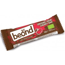 Organic Sour Cherry Bar 35g Bëond