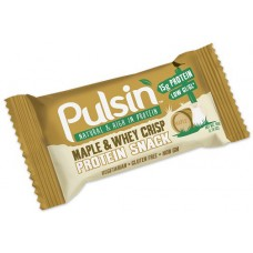 Maple & Whey Crisp 50g Pulsin