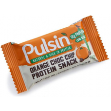 Orange Choco Chop 50g Pulsin