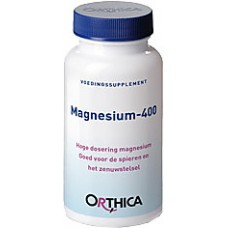 Magnesium-400 Orthica 60 tabletten