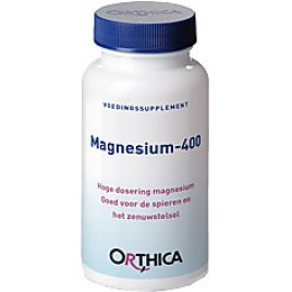 Magnesium-400 Orthica 120 tabletten