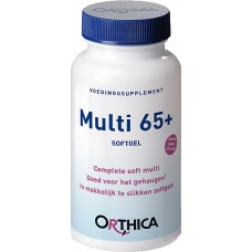 Multi 65+ Orthica 60 softgels