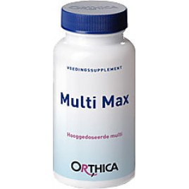 Multi Max Orthica 30 Tabletten