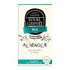 Algenolie 60 Vegicaps Royal Green