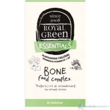 Bone Food Complex 60 Tabs Royal Green
