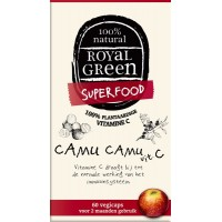 Royal Green Camu Camu Vitamine C 60 st Royal Green