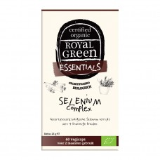 Selenium Complex 60 Vegicaps Royal Green