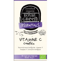 Vitamine C complex  60 st Royal Green