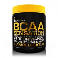 BCAA Sensation V2 345g Dedicated Nutrition