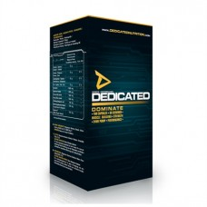 Dominate 180 Caps  Dedicated Nutrition