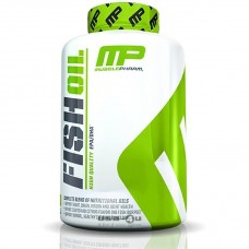 Fish Oil (Purified Nordic) 90 Caps MusclePharm