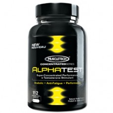Alphatest 112 Caps  Muscletech