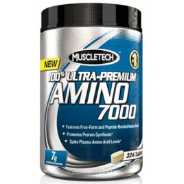 Ultra-Premium amino 7000 324 Tabs Muscletech