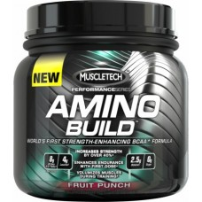 Amino Build 261g Muscletech