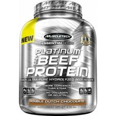 Platinum Beef Protein Isolaat 1814g Muscletech