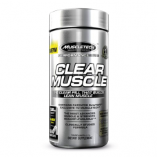 Clear Muscle 84 Caps Muscletech