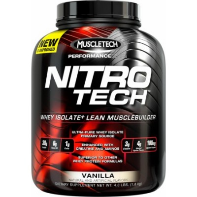 Nitro-Tech 1814g (4lb) Muscletech