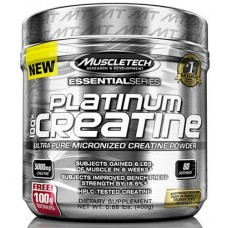 Platinum Micronized Creatine 400g Muscletech