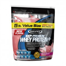 100% Premium Whey Protein 2270g (5lb) Muscletech