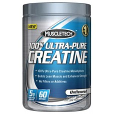 100% Ultra-Pure Creatine 300g  Muscletech