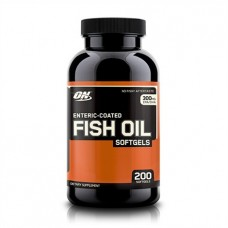 Fish Oil 200 Caps Optimum Nutrition