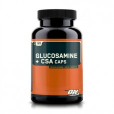 Glucosamine+CSA 60 Caps Optimum Nutrition