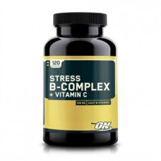 Stress B Complex Optimum Nutrition 120 Caps