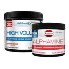 Thermo Pump Stack PES (High Volume + Alphamine)