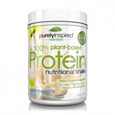 100% Plant-Based Protein 680g Purely Inspired