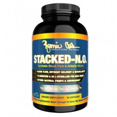 Stacked NO 180 Capsules Ronnie Coleman