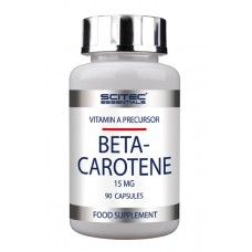 Beta Carotene 90 Caps Scitec Nutrition