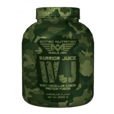 Warrior Juice 2100g Muscle Army Scitec