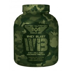 Whey Blast 2100g Muscle Army Scitec