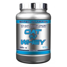Oat'n Whey 1380g Scitec Nutrition