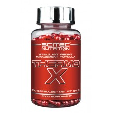 Thermo-X 100 Caps Scitec Nutrition