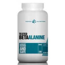 Beta Alanine 180 Caps Tested Nutrition
