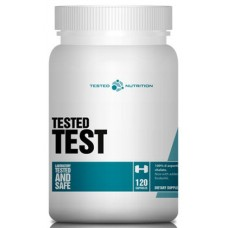 Test 120 caps Tested Nutrition