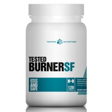 Burner SF 120 Caps Tested Nutrition