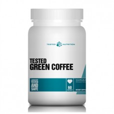 Green Coffee 60 Caps Tested Nutrition