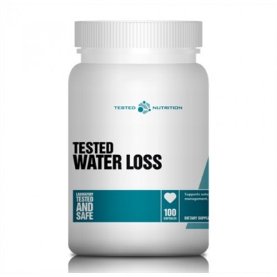 Water Loss 100 Caps Tested Nutrition