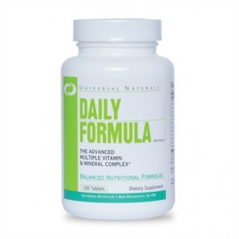 Daily Formula 100 Tabs Universal
