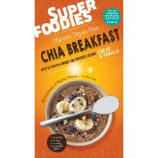 Chia Breakfast Cacao & Vanille 200g